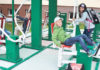 Cvičisko pre deťúrence