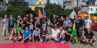 Účastníci Pohára Slovanov