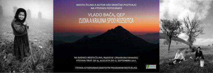 Výstava fotografií - Vlado Bača