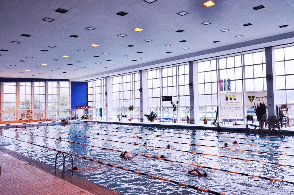 Žilinská plavecká štafeta