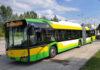 Prototyp nového trolejbusu v Žiline