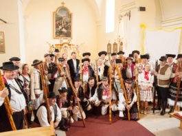 Celoslovenské stretnutie fujaristov v Čičmanoch