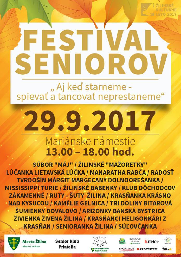 Festival seniorov