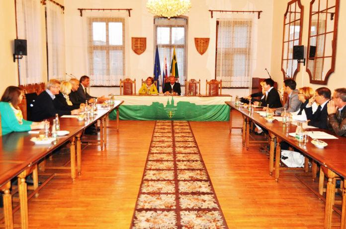 Delegácia z Bavorska v Žiline
