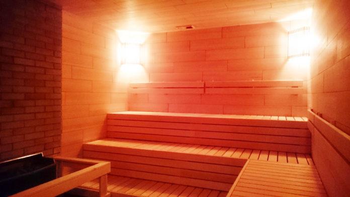 Sauna na plavárni je po rekonštrukcii