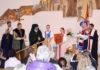 Slávnostné odhalenie erbu v mestskej časti Vlčince