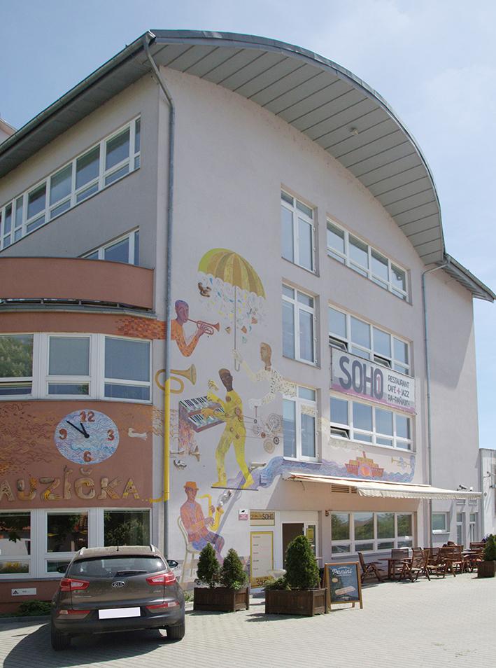 Budova Poradca podnikateľa