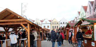 Vianočné trhy v Žiline