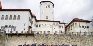 Petzvalov mapový okruh na Budatínskom hrade
