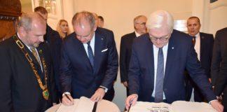 Dvaja prezidenti v Žiline