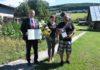 Ocenenie mesta Žilina prebrali Jánovi rodičia